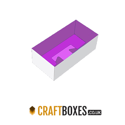 Custom Kraft 1-2-3 Bottom Tray Boxes