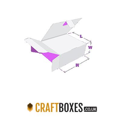 Custom Kraft Bookend Boxes
