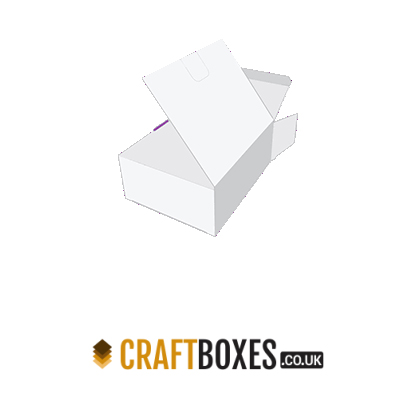 Custom Kraft Bookend Packaging Box