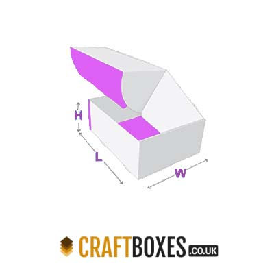 Custom Kraft Double Wall Tuck Front Boxes