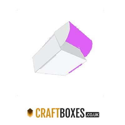 Custom Kraft Double Wall Tuck Front Packaging Boxes
