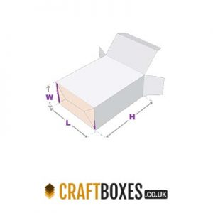 Custom Kraft Full Flap Auto Bottom Packaging Box