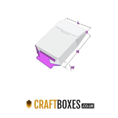 Custom Kraft Gable Bag 1-2-3 Bottom Boxes