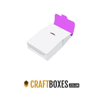 Custom Kraft Gable Bag 1-2-3 Bottom Packaging Box