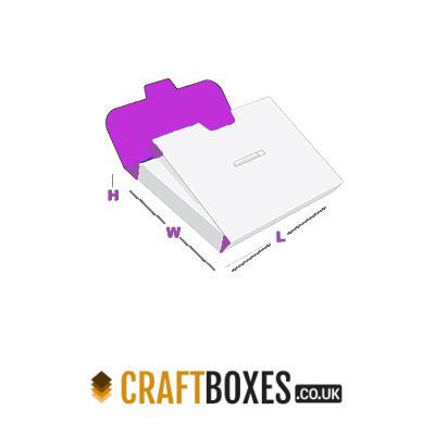 Custom Kraft Paper Brief Case Boxes
