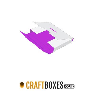 Custom Kraft Paper Brief Case Packaging Box