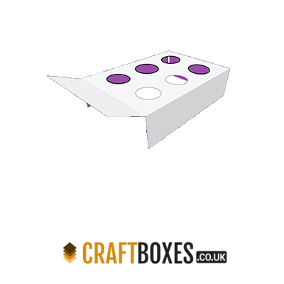 Custom Kraft Punch Partition Packaging Box