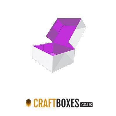 Custom Kraft Regular Six Corner Packaging Box