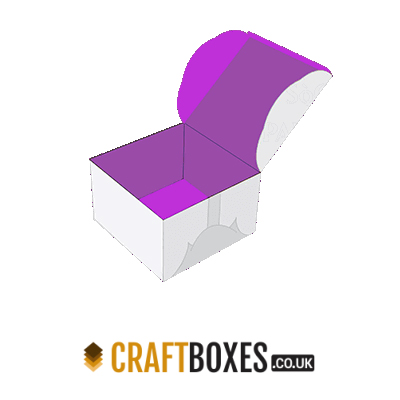 Custom Kraft Self-Lock Cake Boxes