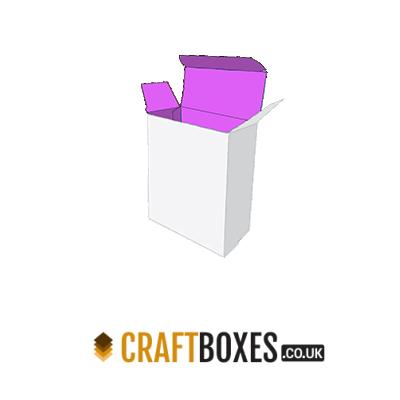 Custom Reverse Tuck End Box