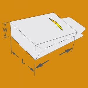 Gable Bag Tuck End Boxes