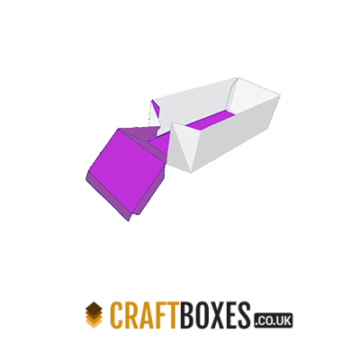 Kraft Tray and Sleeve Packaging Boxes