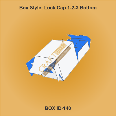 Lock Cap 1-2-3 Bottom Boxes