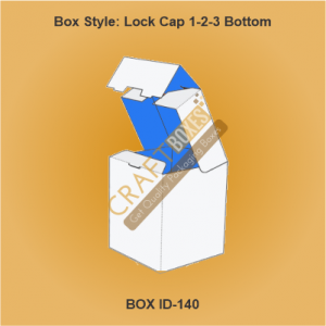 Lock Cap 1-2-3 Bottom Boxes