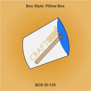 Custom Kraft Pillow Boxes