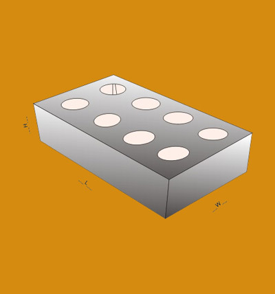 Punch Partition Packaging Boxes