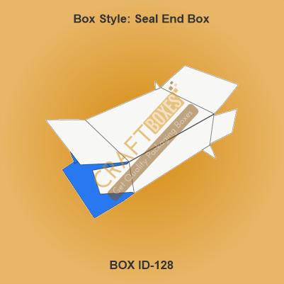 Custom Kraft Seal End Boxes