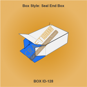 Custom Kraft Seal End Boxes