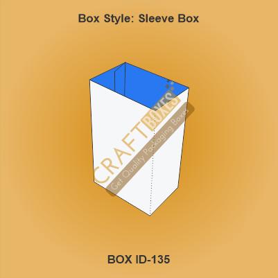 custom Sleeve Packaging Boxes