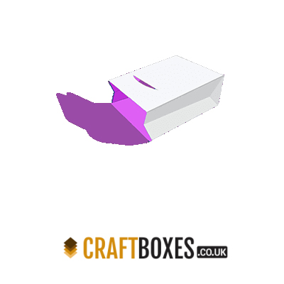 Custom Kraft Gable Boxes Auto Bottom Packaging Box