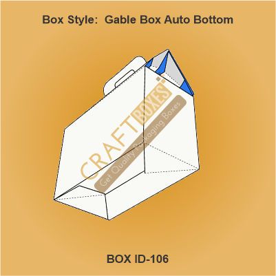 Gable Boxes Auto Bottom