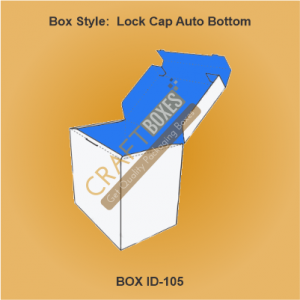 Lock Cap Auto Bottom