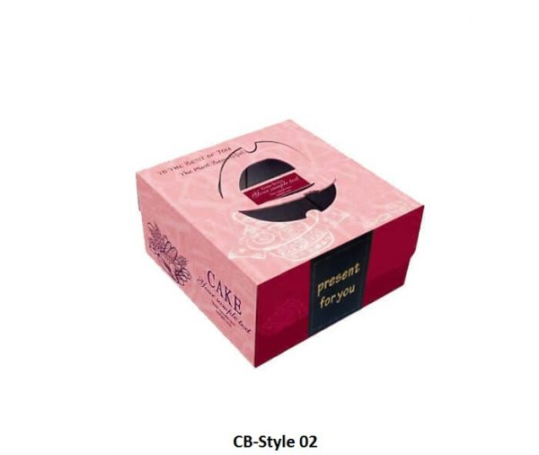 Cake Boxes 02