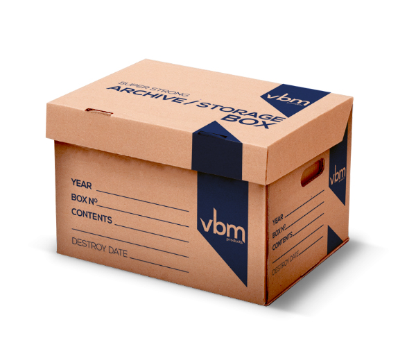 Custom Archive Packaging Boxes-