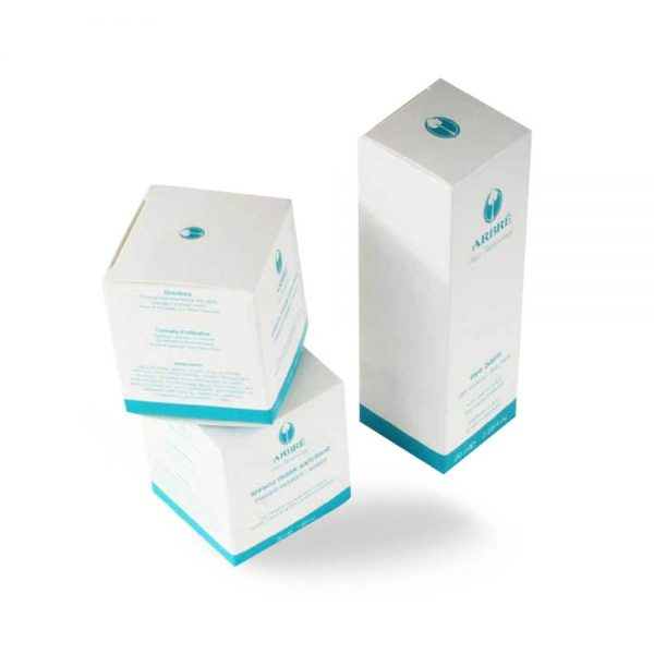 Custom-Cream-Packaging-Box