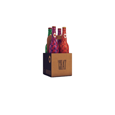Custom Drinking Retail Boxes-