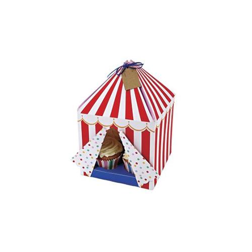 Custom Individual Cupcake Boxes_