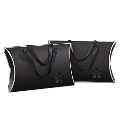 Custom Large Pillow Boxes_