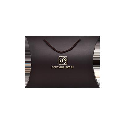 Custom Logo Pillow Boxes_