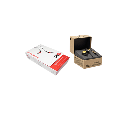Custom Music Packaging Boxes-