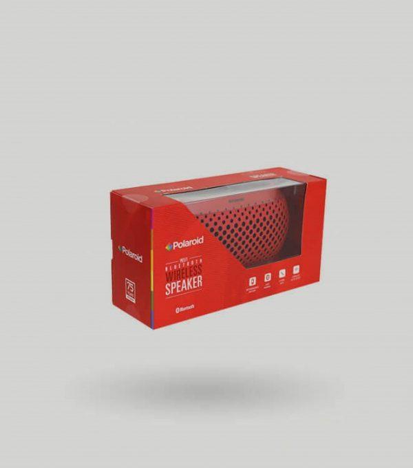 Custom Speaker Packaging Boxes!