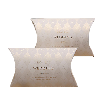 Custom Wedding Gift Pillow Boxes2