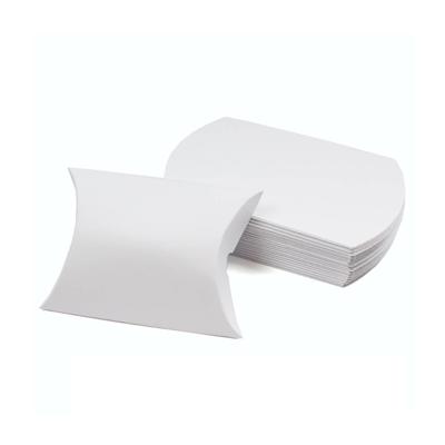Custom White Pillow Boxes2