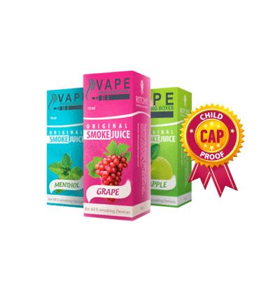 Single Flavor E-Liquid Boxes-