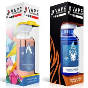 Single Flavor E-Liquid Boxes
