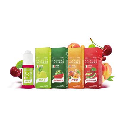 Single Flavor E-Liquid Boxes=