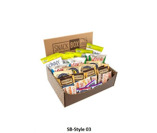 Snack Boxes - 3