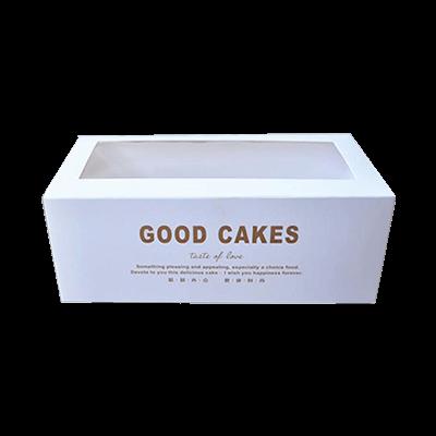 Custom Paper Cake Boxes-