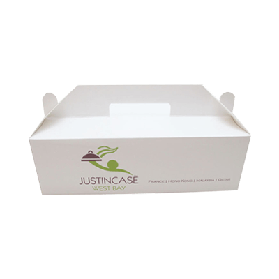 Custom Paper Cake Boxes