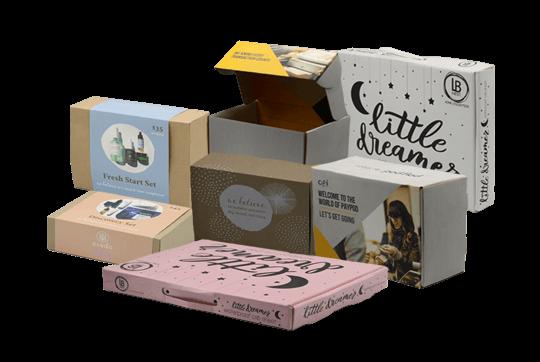 custom packaging box makers