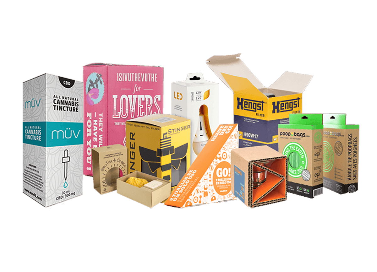 Your Packaging Partner – Offering Custom Kraft Boxes with Logo