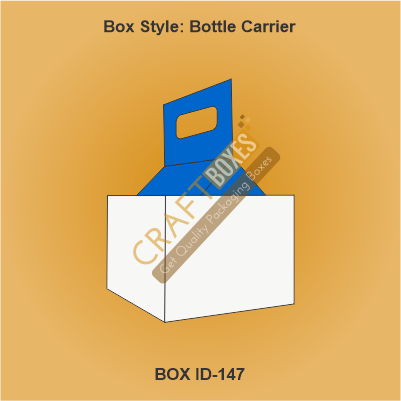 Bottle Carrier Packaging boxes