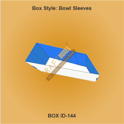 Bowl Sleeve Packaging