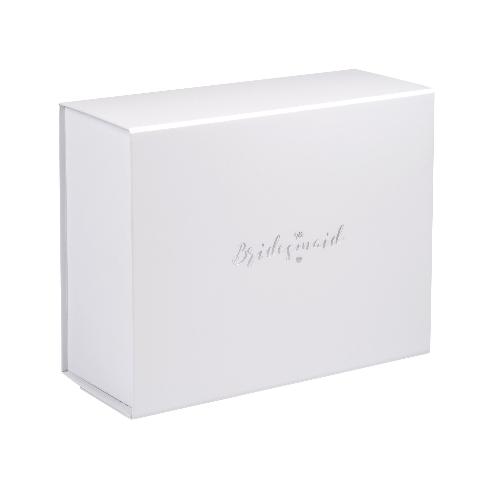Bride Boxes with Matt Silver Foil 02