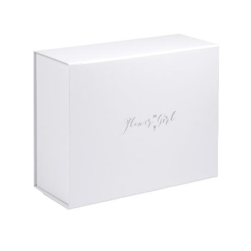 Bride Boxes with Matt Silver Foil 03