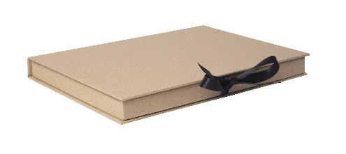 Luxury Kraft Thin Book Style Gift Boxes